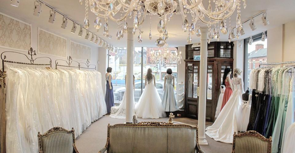 Angelo bridal dublin bridal shop information page bridal shops angelo bridal junglespirit Image collections