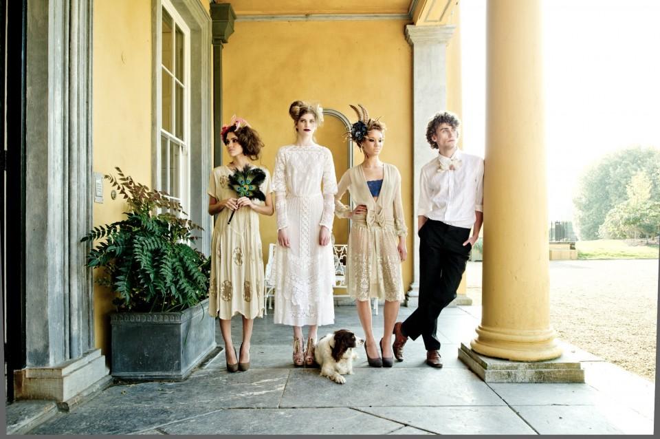 Bridal Shop Information Page